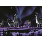 Puzzle  Grafika-Kids-01697 Magnetic Pieces - Schim Schimmel - Earth Song