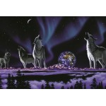 Puzzle  Grafika-Kids-01699 XXL Pieces - Schim Schimmel - Earth Song