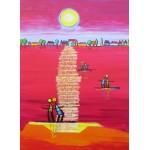 Puzzle  Grafika-Kids-01705 Anne Poiré et Patrick Guallino - Aube Rubis