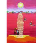 Puzzle  Grafika-Kids-01709 XXL Pieces - Anne Poiré et Patrick Guallino - Aube Rubis