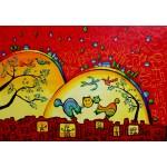Puzzle  Grafika-Kids-01751 Anne Poiré & Patrick Guallino - Confidences