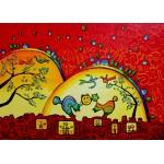Puzzle  Grafika-Kids-01753 Anne Poiré & Patrick Guallino - Confidences