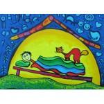 Puzzle  Grafika-Kids-01759 Anne Poiré & Patrick Guallino - Complices