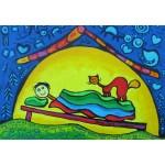Puzzle  Grafika-Kids-01760 Anne Poiré & Patrick Guallino - Complices