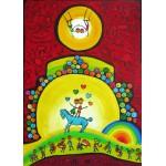 Puzzle  Grafika-Kids-01787 Anne Poiré & Patrick Guallino - Équilibre