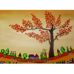 Puzzle  Grafika-Kids-01799 Anne Poiré & Patrick Guallino - Paisible