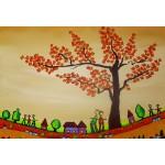 Puzzle  Grafika-Kids-01803 XXL Pieces - Anne Poiré & Patrick Guallino - Paisible