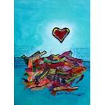 Puzzle  Grafika-Kids-01819 Anne Poiré & Patrick Guallino - Paysage Intérieur
