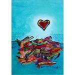 Puzzle  Grafika-Kids-01820 Anne Poiré & Patrick Guallino - Paysage Intérieur