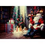 Puzzle  Grafika-Kids-01829 Santa Claus