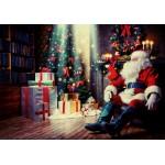 Puzzle  Grafika-Kids-01830 Santa Claus