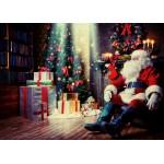 Puzzle  Grafika-Kids-01832 Santa Claus