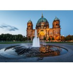 Puzzle  Grafika-Kids-01836 Magnetic Pieces - Deutschland Edition - Berliner Dom