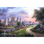 Puzzle  Grafika-Kids-01844 XXL Pieces - Dennis Lewan - Inverary Castle