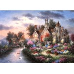 Puzzle  Grafika-Kids-01877 Magnetic Pieces - Dennis Lewan - Mill Creek Manor