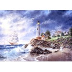 Puzzle  Grafika-Kids-01887 Magnetic Pieces - Dennis Lewan - Anchor Cove