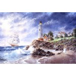 Puzzle  Grafika-Kids-01889 XXL Pieces - Dennis Lewan - Anchor Cove