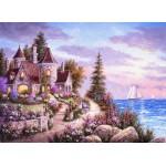 Puzzle  Grafika-Kids-01895 Dennis Lewan - Belle d'Amour