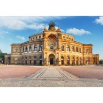 Puzzle  Grafika-Kids-01929 Deutschland Edition - Dresden, Opera House Semperoper