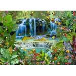 Puzzle  Grafika-Kids-01946 François Ruyer - Waterfall