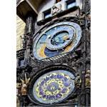 Puzzle  Grafika-Kids-01962 Prague Astronomical Clock
