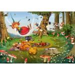 Puzzle  Grafika-Kids-01971 François Ruyer - Witch