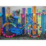 Puzzle  Grafika-Kids-01983 My Beautiful Colorful Bike