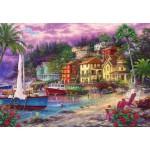 Puzzle  Grafika-Kids-02007 Chuck Pinson - On Golden Shores