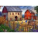 Puzzle  Grafika-Kids-02012 Chuck Pinson - The Bluebirds' Song