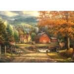 Puzzle  Grafika-Kids-02020 Chuck Pinson - Country Roads Take Me Home
