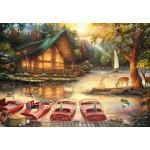 Puzzle  Grafika-Kids-02026 Chuck Pinson - Seize the Day