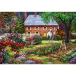 Puzzle  Grafika-Kids-02036 Chuck Pinson - The Sweet Garden