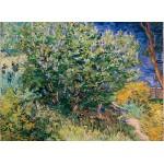 Puzzle  Grafika-Kids-02038 Vincent Van Gogh - Lilacs, 1889