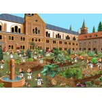 Puzzle  Grafika-Kids-02119 Monastery