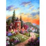 Puzzle   Dennis Lewan - Castle Ridge Manor