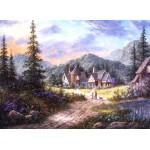 Puzzle   Dennis Lewan - Hills Of Bavaria