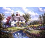 Puzzle   Dennis Lewan - Swan Creek Cottage