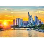 Puzzle   Deutschland Edition - Frankfurt am Main, Bankenviertel