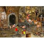 Puzzle   François Ruyer: Dungeon