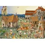 Puzzle   François Ruyer - Farm