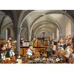 Puzzle   François Ruyer - Scriptorium