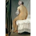 Puzzle   Jean-Auguste-Dominique Ingres: La Baigneuse Valpinçon, 1808