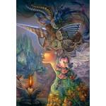 Puzzle   Josephine Wall - My Lady Unicorn