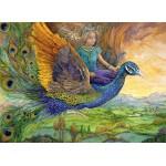 Puzzle   Josephine Wall - Peacock Princess