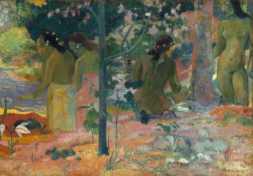paul gauguins oldebarn