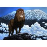 Puzzle   Schim Schimmel - King of Kilimanjaro