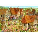 Puzzle   XXL Pieces - François Ruyer - Farm