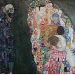 Puzzle  Grafika-00014 Gustav Klimt, 1916