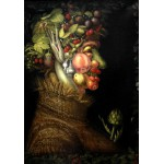 Puzzle  Grafika-00016 Giuseppe Arcimboldo : The Summer