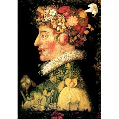 Puzzle Grafika-00018 Giuseppe Arcimboldo : The Spring